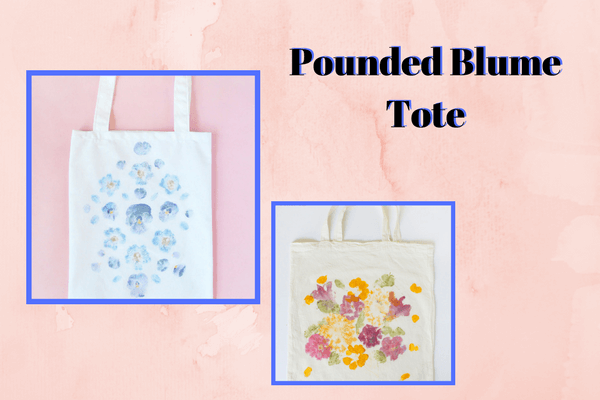 Pounded Blume Tote